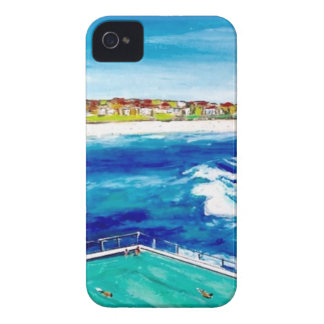 Bondi Beach Icebergs iPhone 4 Case
