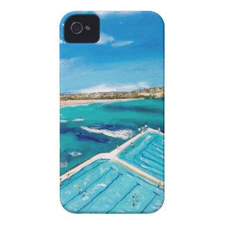 Bondi Beach Icebergs iPhone 4 Cover