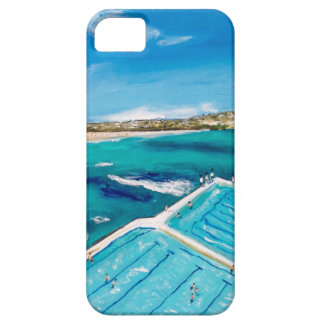 Bondi Beach Icebergs iPhone SE/5/5s Case