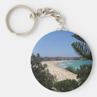 bondi beach key chain