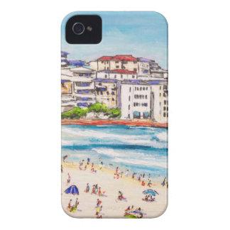 Bondi Beach Living iPhone 4 Case