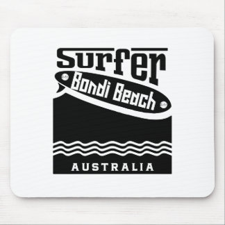 Bondi Beach Mouse Pad