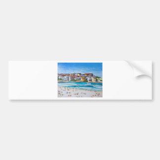 Bondi Beach North Corner Bumper Sticker