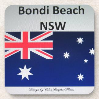 Bondi Beach , NSW Beverage Coasters