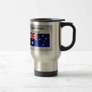 Bondi Beach , NSW Travel Mug