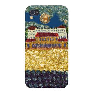 Bondi Beach Sequin Art Print iPhone 4/4S Covers