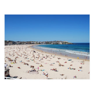 Bondi Beach, Sydney, Australia, Postcard