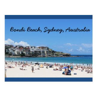 Bondi Beach, Sydney, Australia Postcard
