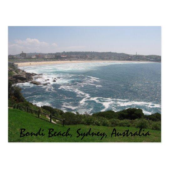 how to send a postcard australia