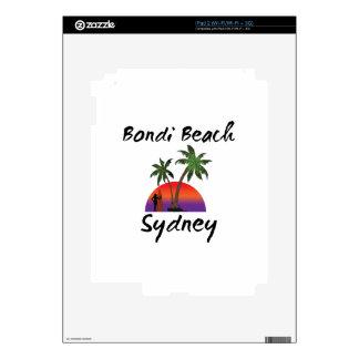 bondi beach sydney iPad 2 skins