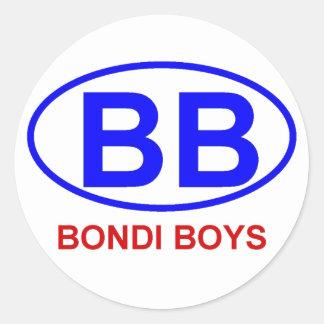 Bondi Boys sticker