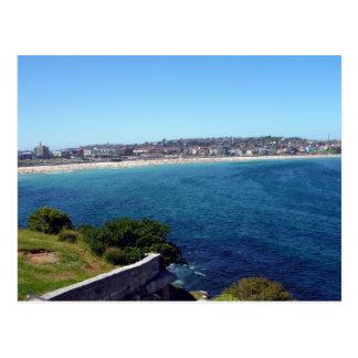 bondi coast postcard