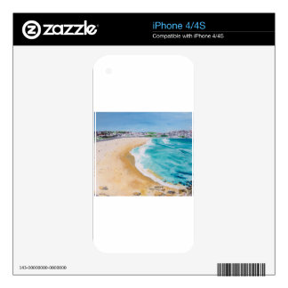 Bondi in Perspective Skins For iPhone 4S