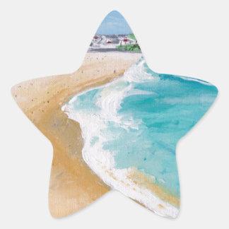 Bondi in Perspective Star Sticker