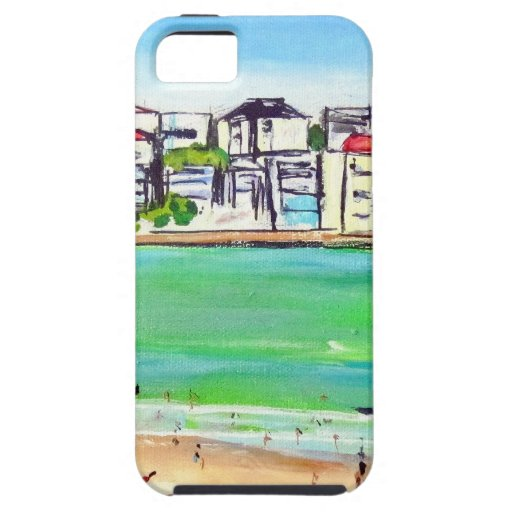 Bondi Summer iPhone 5 Cases