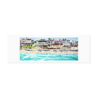 Bondi Views Canvas Print