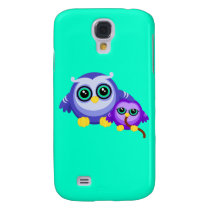 Bonding Fukurou Samsung S4 Case