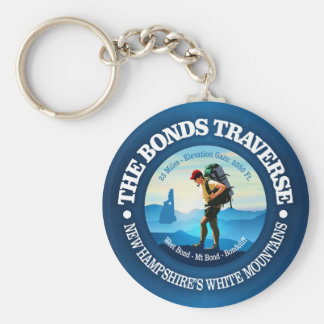 Bonds Traverse (Hiker C) Keychain