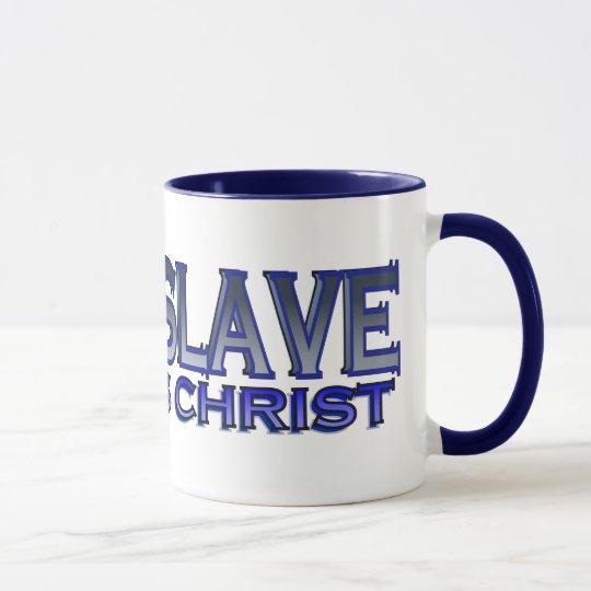 Bondslave of Jesus Christ Mug