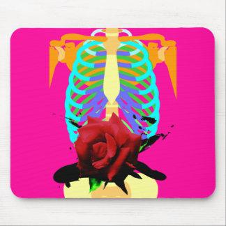 bone_01color mouse pad