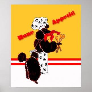 Bone Appetit Poster