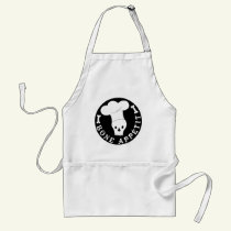 Bone Appetit Skeleton Chef Apron