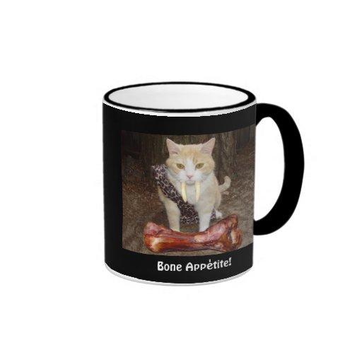 Bone Appetite! Ringer Mug