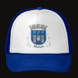 Bone Braga Trucker Hat