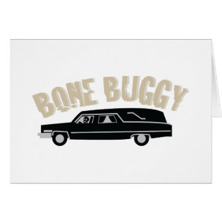 Bone Buggy Card