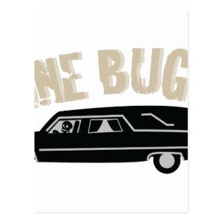 Bone Buggy Postcard