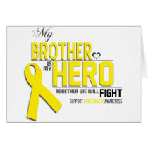Bone Cancer Awareness:  brother
