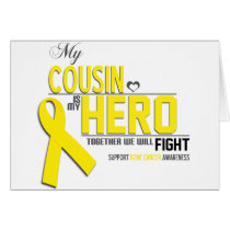 Bone Cancer Awareness: cousin
