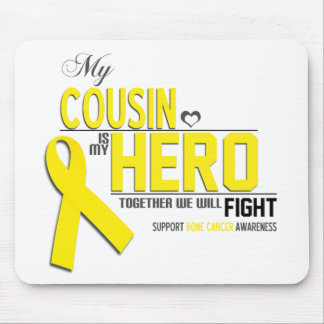 Bone Cancer Awareness: cousin Mousepad