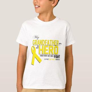 Bone Cancer Awareness: grandfather T-Shirt