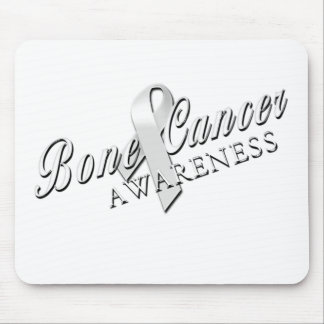 Bone Cancer Awareness Mousepad