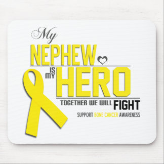 Bone Cancer Awareness: nephew Mousepad