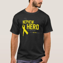 Bone Cancer Awareness: nephew T-Shirt