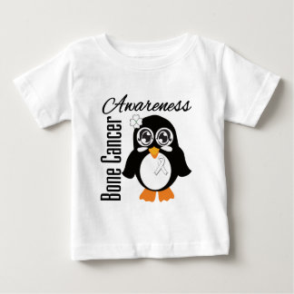 Bone Cancer Awareness Penguin T Shirt