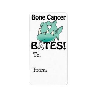 Bone Cancer BITES Label