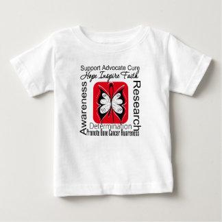 Bone Cancer Butterfly Inspirations T-shirt