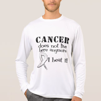 Bone Cancer Does Not Live Here Anymore T-shirt