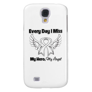 Bone Cancer Every Day I Miss My Hero Galaxy S4 Case
