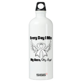 Bone Cancer Every Day I Miss My Hero SIGG Traveler 1.0L Water Bottle