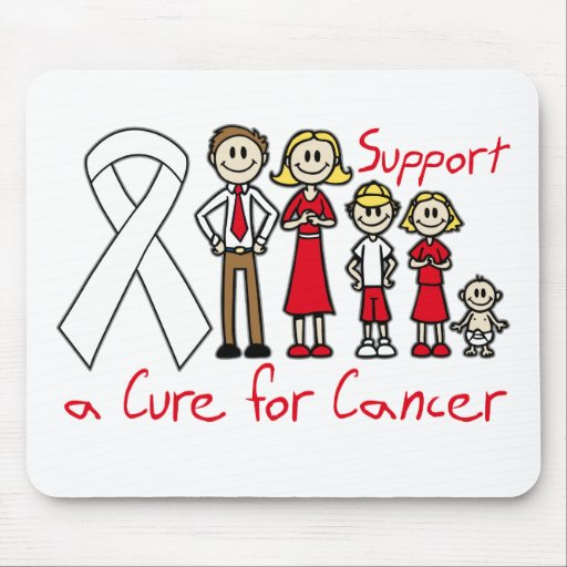 Bone Cancer Family Support A Cure Mouse Pads