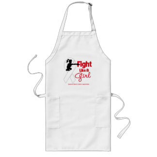 Bone Cancer Fight Like A Girl Knock Out Aprons