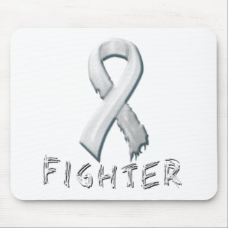Bone Cancer Fighter Mouse Pad