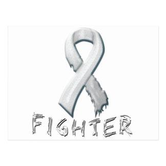 Bone Cancer Fighter Postcard