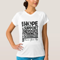 Bone Cancer Hope Support Advocate T-Shirt