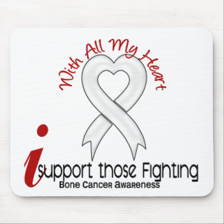 Bone Cancer I Support Those Fighting Mouse Pad