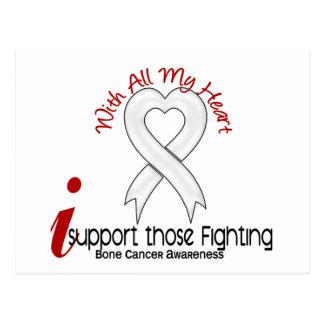 Bone Cancer I Support Those Fighting Postcard